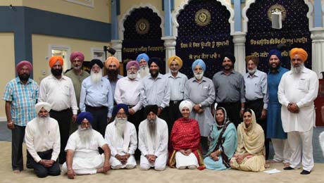 Meet the volunteers who make the Gurdwara what it is.